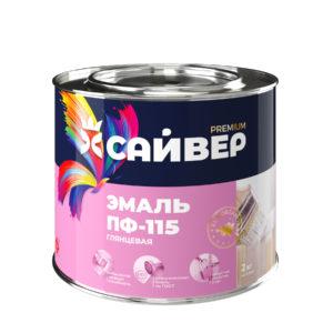 ЭМАЛЬ УНИВЕРСАЛЬНАЯ ПФ-115 «САЙВЕР» PREMIUM