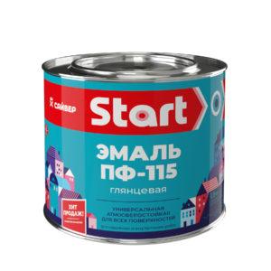 ЭМАЛЬ УНИВЕРСАЛЬНАЯ ПФ-115 «START»