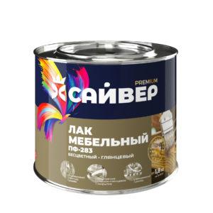 ЛАК МЕБЕЛЬНЫЙ ПО ДЕРЕВУ ПФ-283 «САЙВЕР»